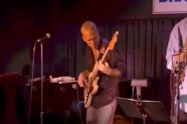 Avishai Cohen Band: Smash (Live)