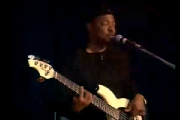 Stan Sargeant Live Bass Solo