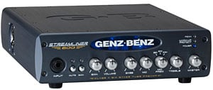 Genz-Benz Unveils New Amps at NAMM 2011