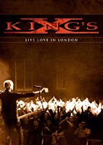 """King's X Releases """"Live In London"""""""
