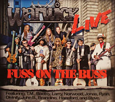 Warwick Live: Fuss on the Buss