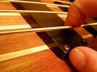 How To: Adjusting Bass Pickups
