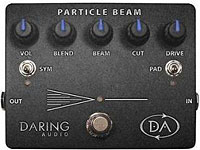 Daring Audio Particle Beam