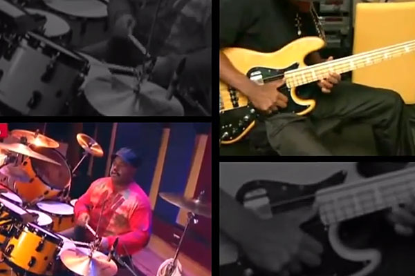 Marcus Miller and Dennis Chambers: Scoop/Fatback Groove Mix