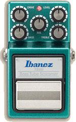 Ibanez Announces TS9B Bass Tube Screamer Pedal