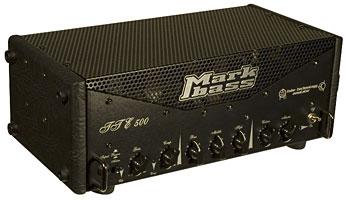 Markbass TTE 500 Amp Head