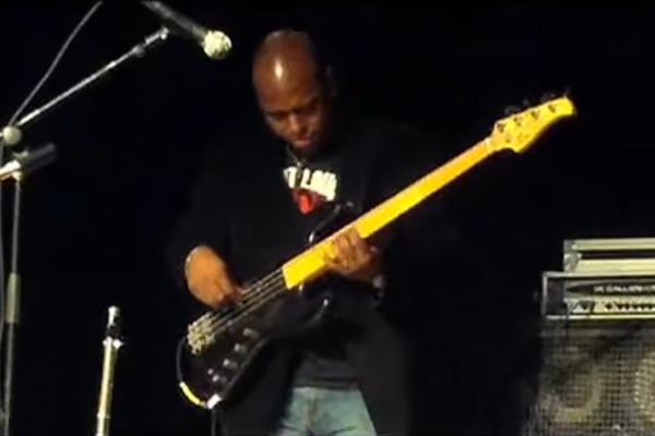 "Christian McBride: ""Havona"" Solo on Electric Bass"