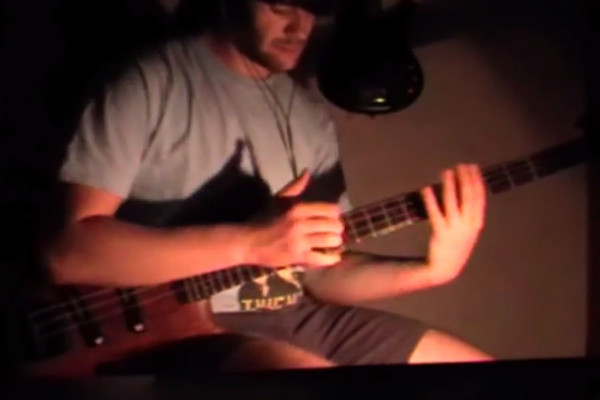 """Dani Weber: """"Bad Movies"""" for Solo Piccolo Bass"""