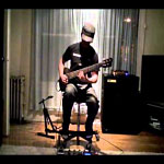 George Lacson: Thump 'N Pluck Solo Bass Blues