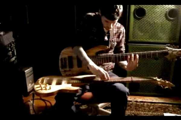 Evan Brewer: One Bassist, Two Basses