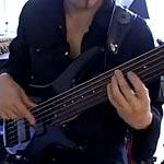 Eric Czar: 6 String Fretless Bass Sonata