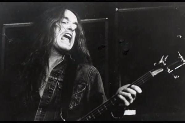 Rare Live Cliff Burton Solo (1986)