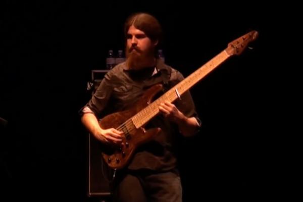 """Simon Fitzpatrick: """"Bohemian Rhapsody"""" for Solo Bass"""