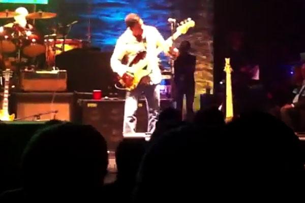 Oteil Burbridge: Live Bass Solo