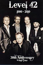 Level 42 Releases 30th Anniversary Tour DVD