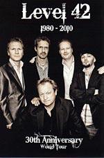 Level 42 30th Anniversary Tour DVD
