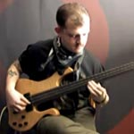 """Danny Fox: """"The Meaning of Times Passing"""" Solo Bass"""