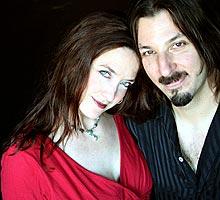 Kira Small and Bryan Beller