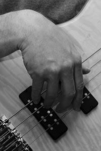 Plucking Hand