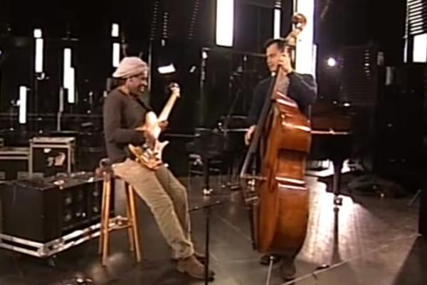 Richard Bona and Chris Minh Doky Jam Session