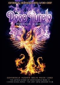 "Deep Purple ""Phoenix Rising"" DVD Released"