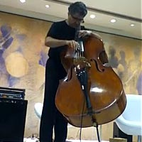 Renaud Garcia-Fons: Workshop Performance