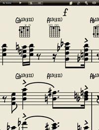 """Avid Releases """"Scorch"""" Music Notation Software for iOS"""