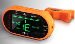 GoGo Tuners Releases TT-1 Clip-On Tuner