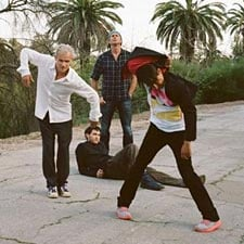Red Hot Chili Peppers to Broadcast CD Release Concert to Movie Theaters Worldwide