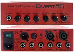 Overt?n Flyweight 200 Compact Bass Amp