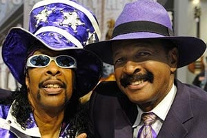 Bootsy Collins' Funk University Year Two Under Way