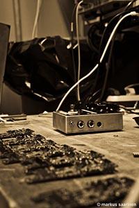 Darkglass Electronics production