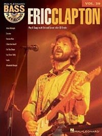 Eric Clapton Bass Play-Along