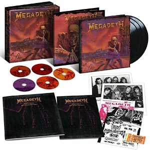 """Megadeth's """"Peace Sells… But Who's Buying"""" Re-mastered for 25th Anniversary Edition"""