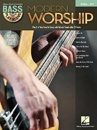 Modern Worship: Bass Play-Along