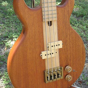 SD Curlee Brand Revived With New Bass Guitar