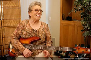 Snapshots Foundation Posts Carol Kaye Interview