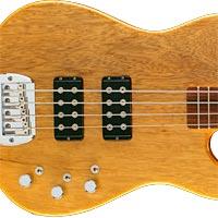 G&L Introduces Limited Edition Korina Collection ASAT Bass