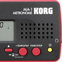 Korg Releases MA-1 Solo Metronome