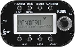 Korg Releases Pandora Mini