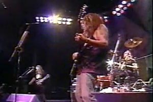 Gov't Mule with Allen Woody: Just Got Paid, Live (1996)