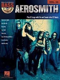 Aerosmith Bass Play-Along