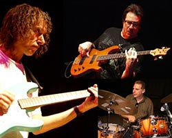 Jeff Berlin to Tour in New All-Star Fusion Trio