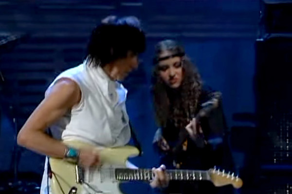 Jeff Beck Live with Tal Wilkenfeld and Jimmy Page: Bolero, Immigrant Song & Peter Gunn