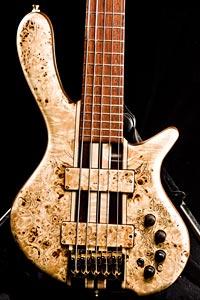 May Custom Bass - woods