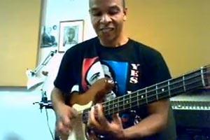 Kai Eckhardt: Freestyle Afro-tastic Uber Slap Bass