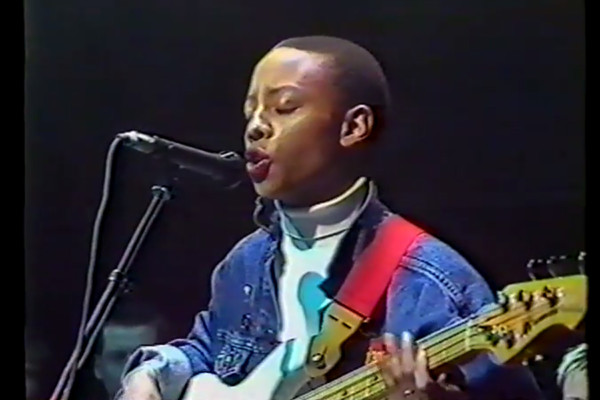 Gail Ann Dorsey: Stop On By