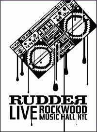 Rudder: Live Rockwood Music Hall NYC