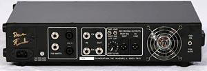 Thunderfunk TFB800-A Bass Amp - back
