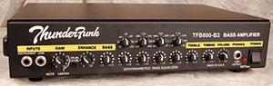 Thunderfunk TFB800-B2 Bass Amp